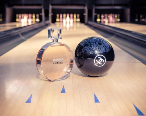 Un Bowling Chanel au Grand Palais !